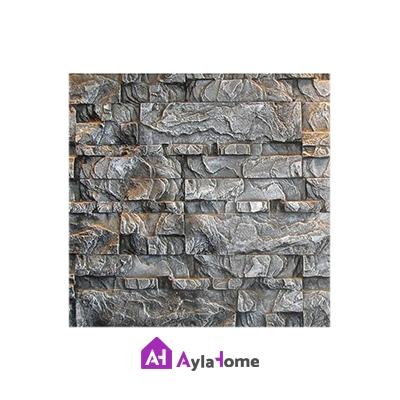 پانل دیوارپوش کامپوزیت فایبرگلاس طرح سی سنگ (بدون رنگ)