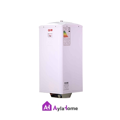آبگرمکن برقی 70 لیتری گرمان گاز GHM مدل 985B