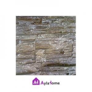 پانل دیوارپوش کامپوزیت فایبرگلاس طرح صخره ریز (بدون رنگ)