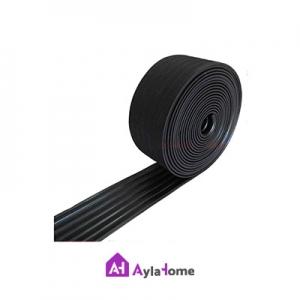 ترمز پله لاستیکی 10 سانتی متری بدون چسب (رول 5 متری)
